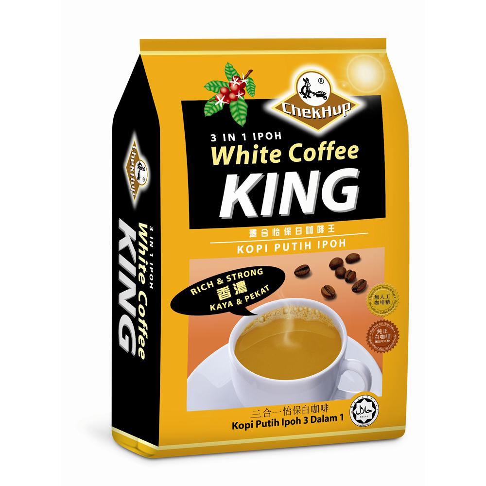 澤合 怡保白咖啡含糖三合一(25gx15包) product image 1