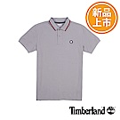 Timberland 男款柵欄色Millers River雙色領Polo衫