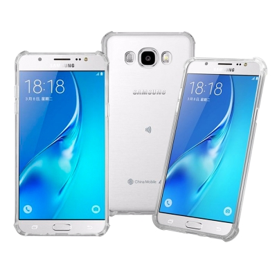 Metal-Slim Samsung Galaxy J7(2016)強化防摔抗震...