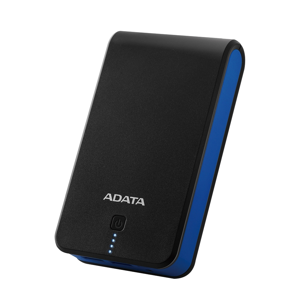 ADATA 威剛 P16750 行動電源 16750mAh 黑色(額定容量10000mAh)