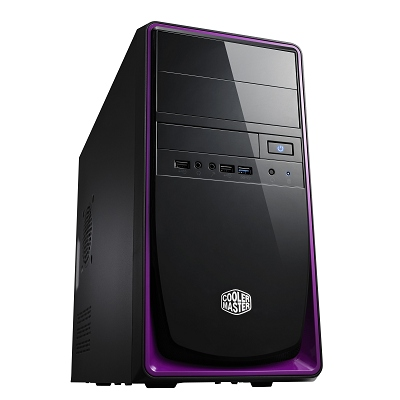 Cooler Master Elite 344 USB3.0 多彩版機殼