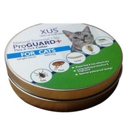 香港XUS 貓用 90天薄荷香茅精油驅蚤項圈
