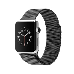 Apple Watch Series 2 磁性金屬手錶帶  手錶帶