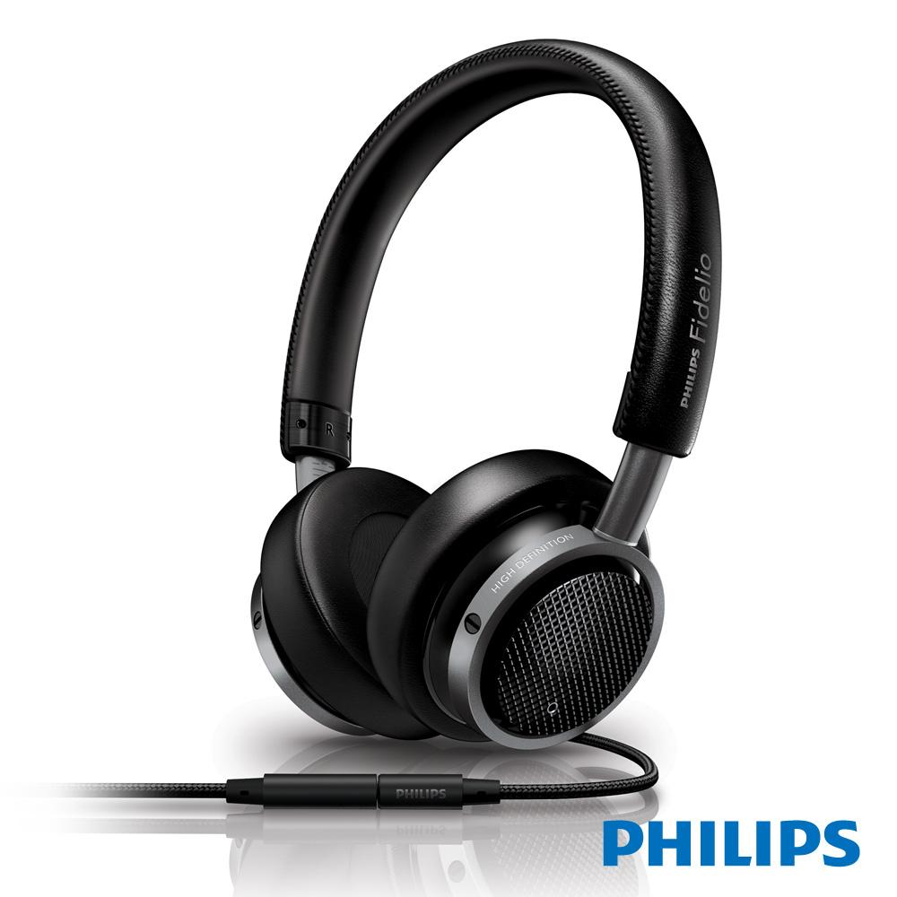 PHILIPS Fidelio M1 耳罩頭戴式耳機