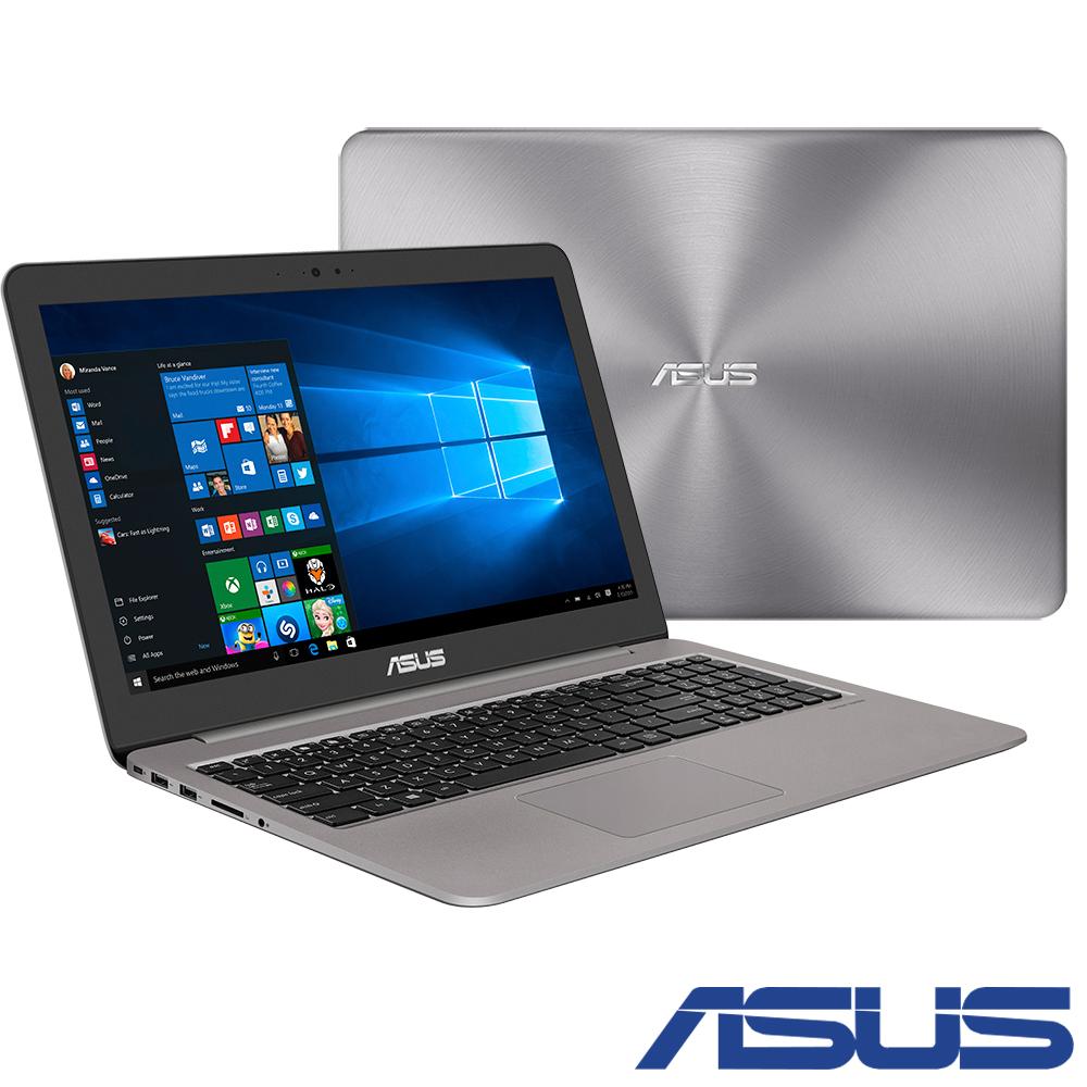 ASUS UX510 15吋輕薄筆電(i7-7500U/GTX950/128G+1T/8G