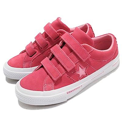 Converse 休閒鞋 One Star 復古 童鞋