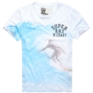 SUPERDRY 極度乾燥 短袖 文字T恤 白色 0025