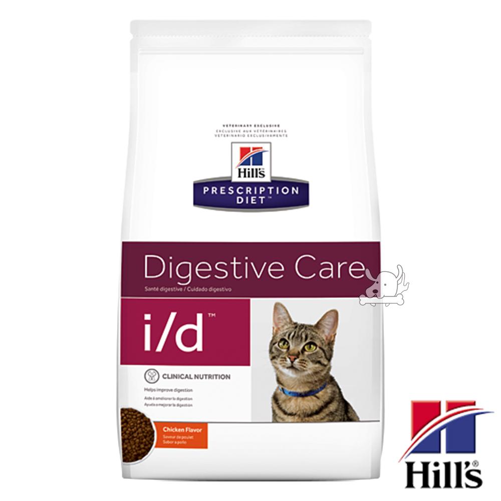Hills 希爾思 消化系統護理 i/d 貓用處方乾糧(4629)4磅 X 1包