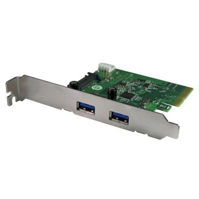小黃蜂-PCI-E USB3.1 雙 PROT擴充卡