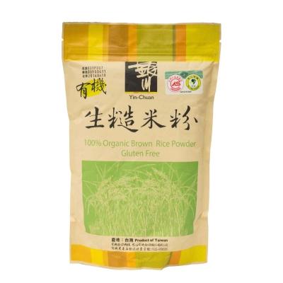 銀川 有機生糙米粉(600g)