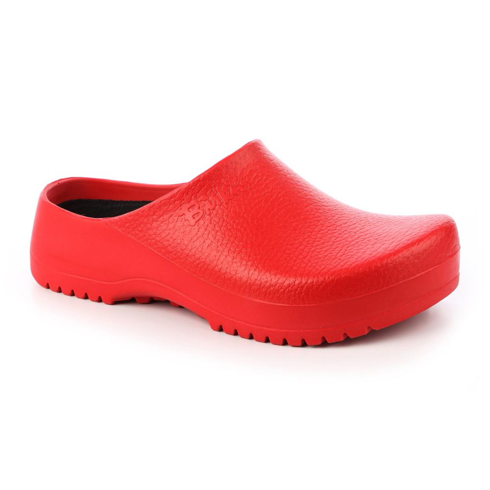 勃肯birki's 068031。SUPER-BIRKIM園藝鞋 /工作鞋-紅
