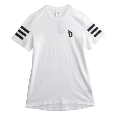 Adidas DAME STRIPE-短袖上衣-男