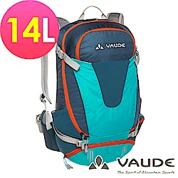 【ATUNAS 歐都納】德國VAUDE-Moab14L透氣背包VA-11935水藍15
