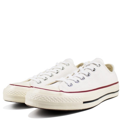 CONVERSE-男女休閒鞋149448C-白