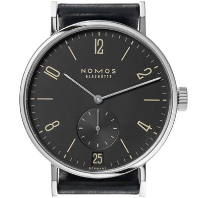NOMOS Tangomat-604自動上鍊機芯-黑面