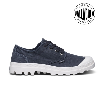 Palladium Pampa Oxford-男-煙灰