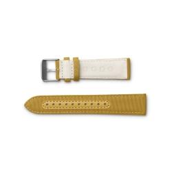 EONE Bradley 尼龍錶帶-芥末黃/20mm