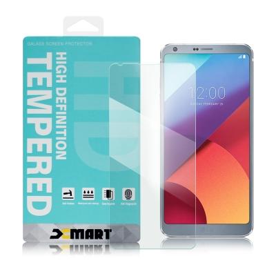 XM LG G6 耐磨防指紋玻璃保護貼-非滿版