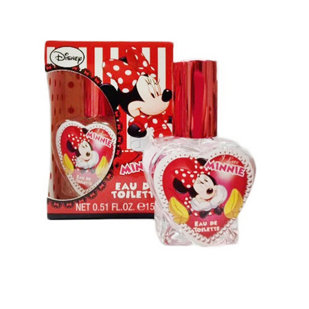 Disney 迪士尼 Minnie 甜心米妮 女性淡香水 小香 15ml