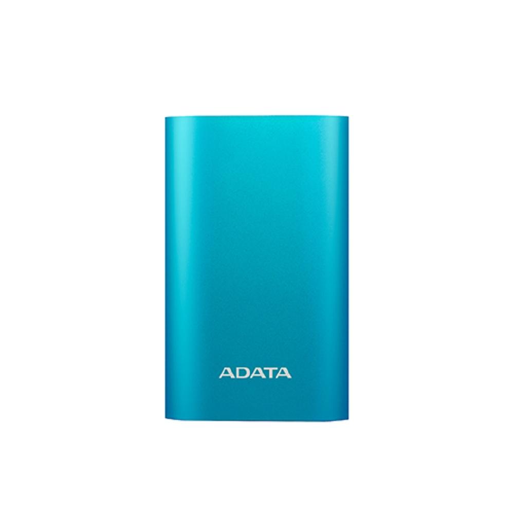 ADATA 威剛 A10050QC 行動電源 10050mAh 藍色