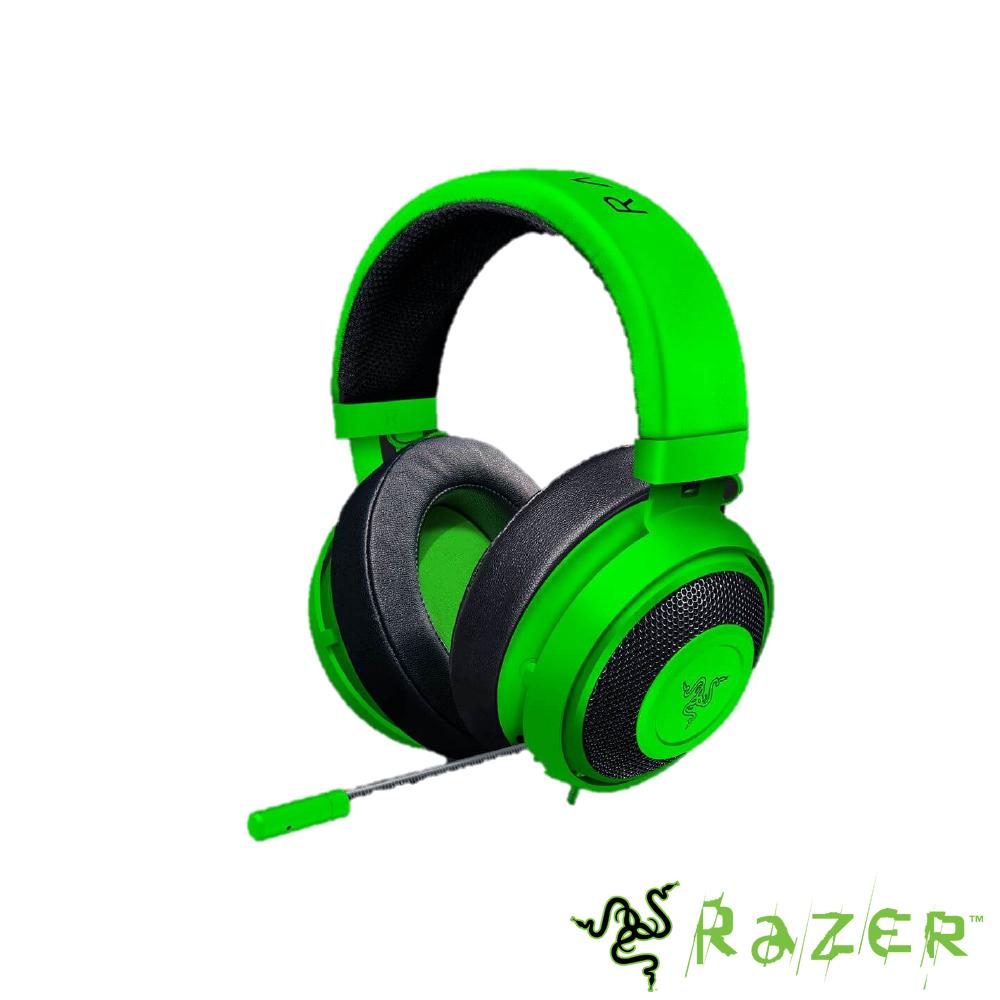 Razer Kraken Pro V2 Oval 耳機(綠)