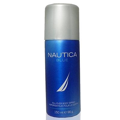 Nautica Blue 藍海體香噴劑 150ml