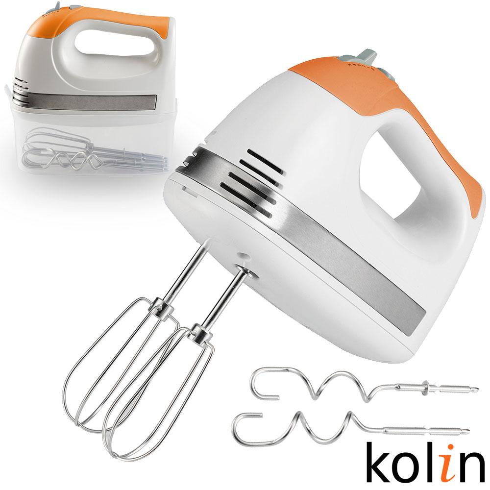 歌林kolin可收納式打蛋器(KJE-LN06M)
