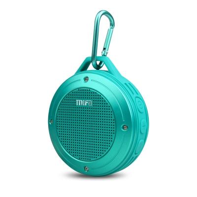 MiFa F10無線隨身藍芽MP3喇叭-絢麗藍