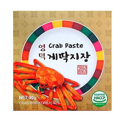 盈德 蟹醬-原味(90g)