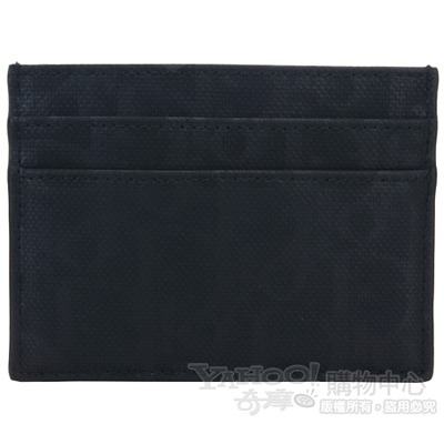 Dior Homme 防水緹花萬用卡夾(黑色)