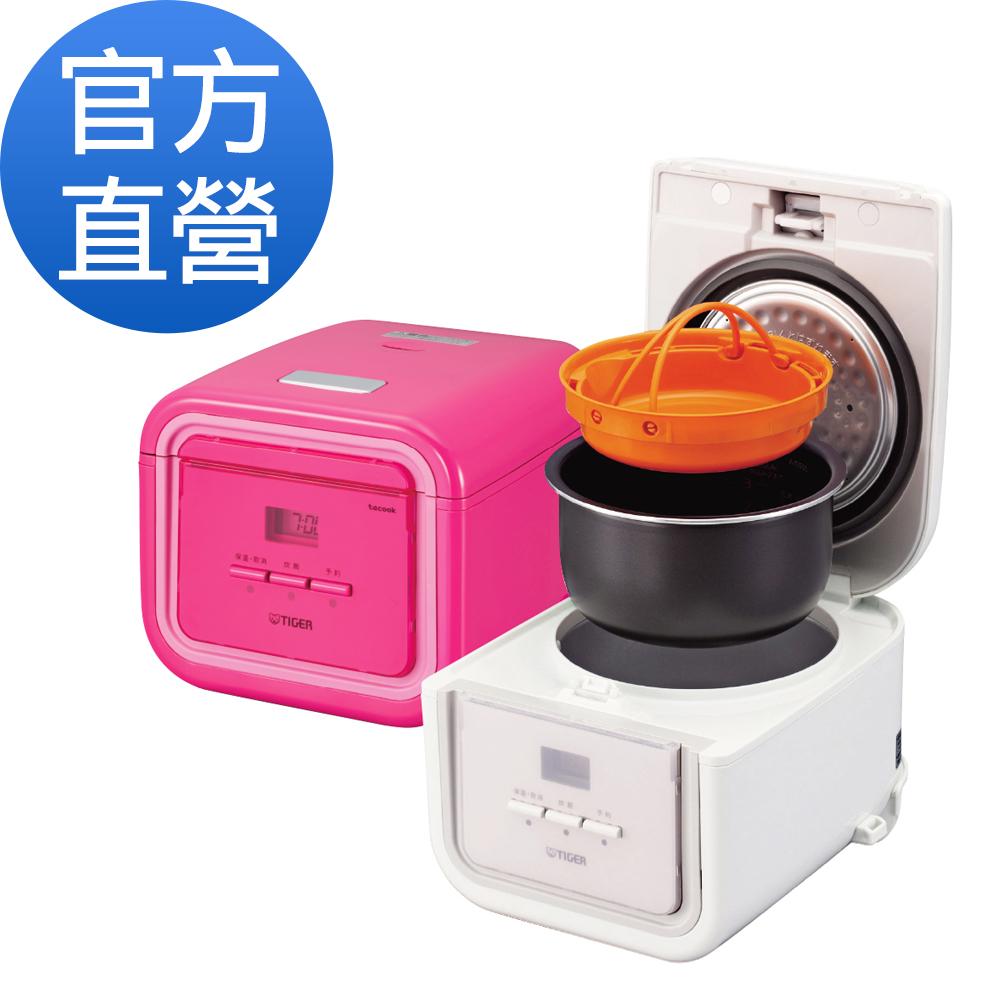 TIGER虎牌 3人份微電腦電子鍋(JAJ-A55R-PP)-桃紅色_e