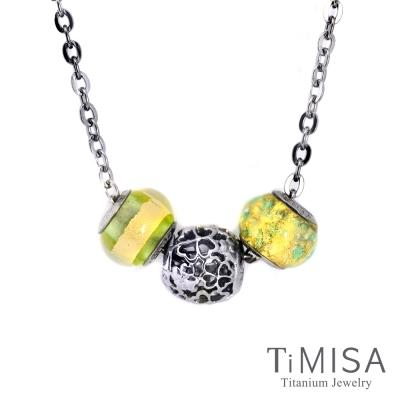 TiMISA 小確幸 純鈦串飾 項鍊