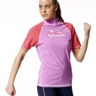 泳裝 水母衣 粉紫粉紅短袖半身水母衣 聖手牌