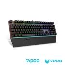 雷柏 RAPOO VPRO V720S(青軸) 全彩RGB背光機械遊戲鍵盤