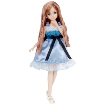 莉卡娃娃-超級名模10捲髮瑪莉亞