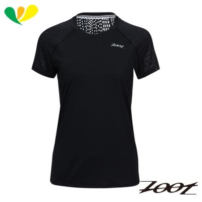 ZOOT 頂級極致型凍感運動上衣(女)(雅黑) Z1704006