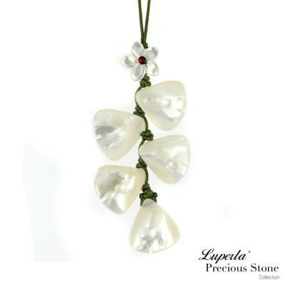 大東山珠寶 【luperla】幻彩貝殼吊飾