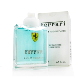FERRARI法拉利 氫元素 男性淡香水75ml TESTER