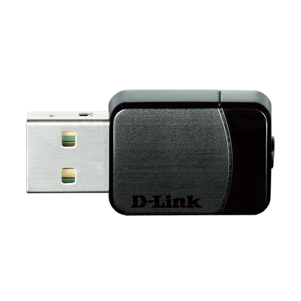 D-Link 友訊 DWA-171 雙頻AC USB無線網路卡