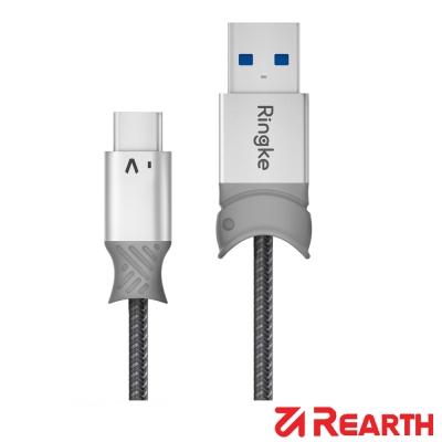Rearth Ringke USB Type C 快速充電傳輸線(1.2m)