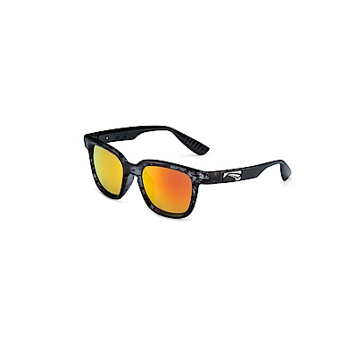 Lip Sunglasses-JAZZ 時尚經典太陽眼鏡漸層橘鏡片