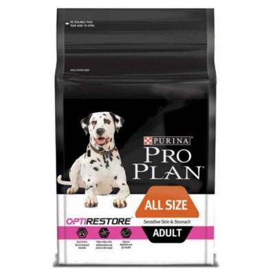 Pro Plan冠能 一般成犬鮮魚低敏膚質及腸胃保護配方 2.5kg X1包