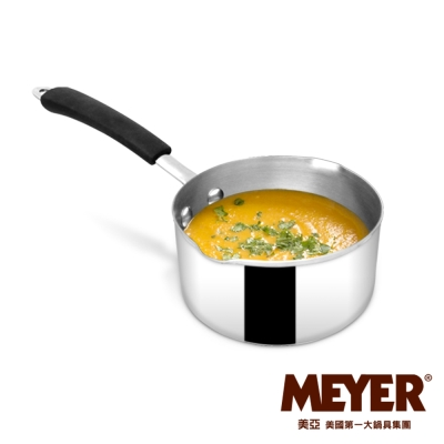 MEYER-美國美亞Fiera美饌系列不鏽鋼單柄湯鍋14CM