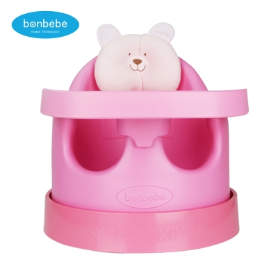 bonbebe360度歡樂多功能幫寶椅(蜜桃粉)