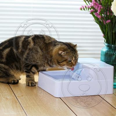 DYY》寵物自動循環式噴泉活氧飲水器 1.8L