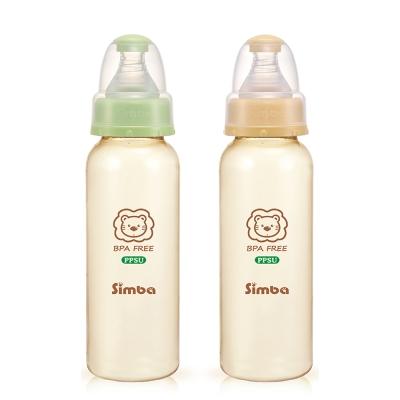 小獅王辛巴 PPSU標準大奶瓶2支組(240ml)