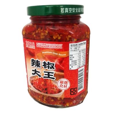 耆盛 辣椒大王(370g)