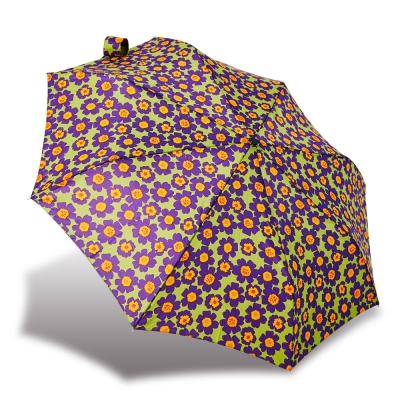 RAINSTORY花舞繽紛抗UV隨身自動傘