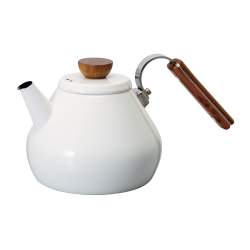 HARIO Bona琺瑯茶壺 BTK-80-W