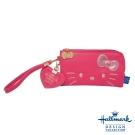 Hallmark 凱蒂聯名款單層萬用包-淘氣凱蒂系列-桃紅HLKT0C013PK